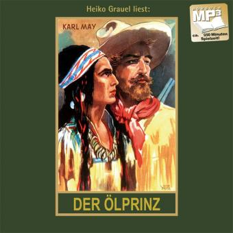 "mp3-Hörbuch ""Der Ölprinz"""