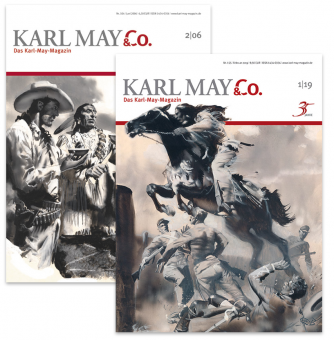 KARL MAY & Co. Burian-Bundle (104 & 155)